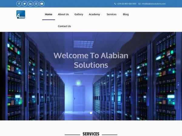alabiansolutions.com