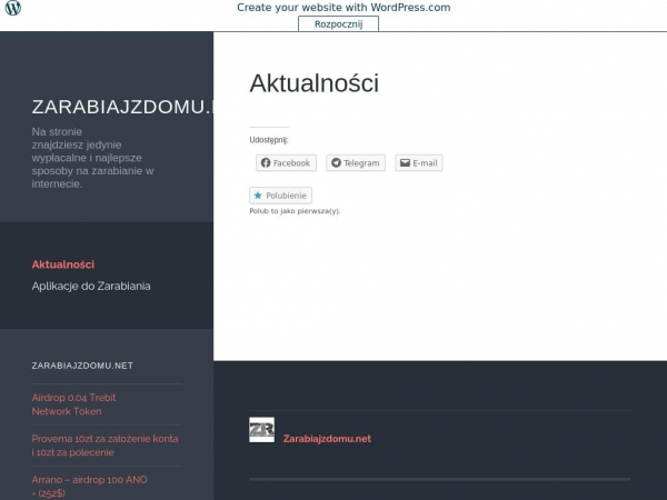 zarabiajzdomu.business.blog