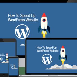 WordPress Speed Tutorials For Beginners