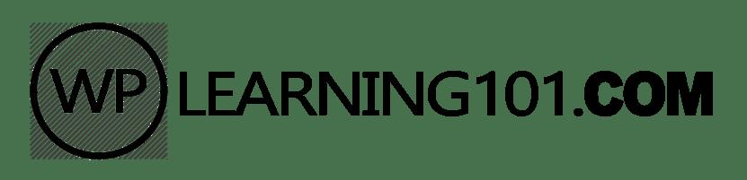wp learning 101