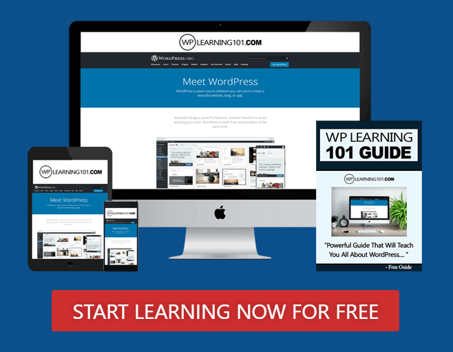 learn how to use wordpress for free